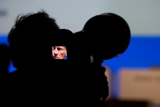 Carsten Schloter by Keystone Photographer Walter Bieri by me