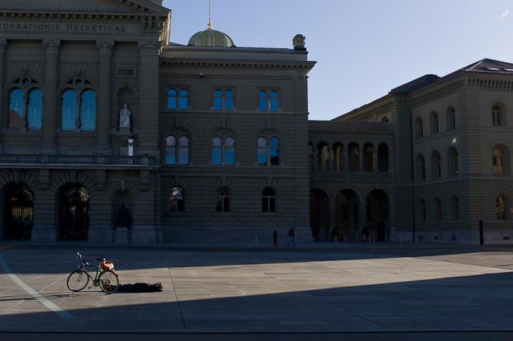 Masseneinwanderung Bern