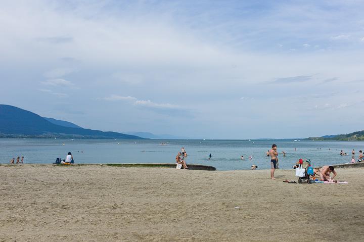 Beach Yverdon