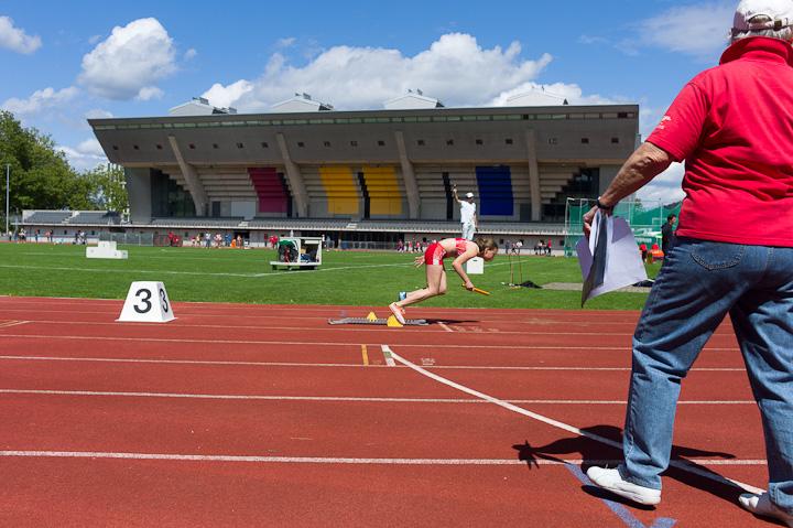 Leichtathletik Meeting Wankdorf