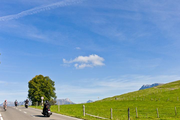 Schallenberg Passhöhe