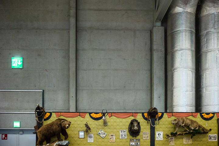 Jagd - und Fischereimesse Bern