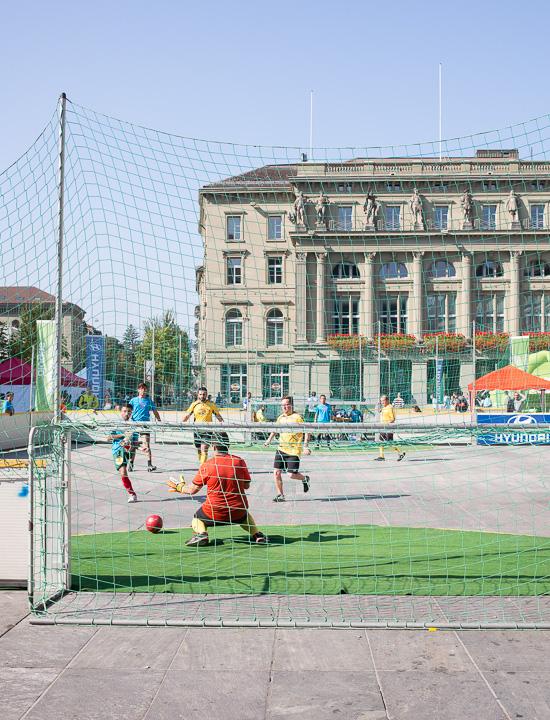Surprise Strassensport Schweizermeisterschaft Bern